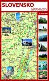 Automapa Slovensko 1 : 500 000 - Mapa Slovakia