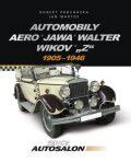 Automobily Aero, Jawa, Walter, Wikov, 'Z' - Hubert Procházka