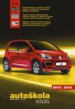 Autoškola 2015/2016 - 3 sešity (Pravidla, předpisy + Konstrukce, údržba, teorie jízdy + Testy) + CD, aktualiz. k 1.5.2015 - Vogel