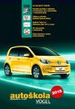 Autoškola 2015 - 3 sešity (Pravidla, předpisy + Konstrukce, údržba, teorie jízdy + Testy) + CD,  aktualiz.k 1.11.2014 - Vogel