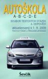 Autoškola A,B,C,D,E - Soubor testových otázek a odpovědí aktualizovaný k 1.9.2009 - Ševčík