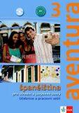 Aventura 3 - Španělština pro SŠ a JŠ- učebnice + PS + 2CD - Kateřina Brožová, ...