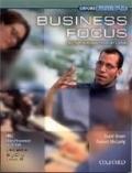 Business Focus Pre-intermediate Student´s Book - David Grant, Robert McLarty