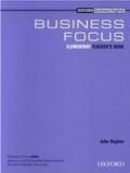 Business Focus Elementary Teacher´s Book - David Grant