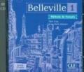 Belleville 1 CD audio classe (2) - Flore Cuny, Anne-Marie Johnson