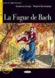 BLACK CAT - Fugue de Bach + CD (B1) - Régine Boutégčge, ...