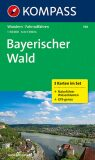 Bayerischer Wald 198 ,3 mapy / 1:50T NKOM - KOMPASS-Karten GmbH