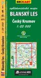 Blanský les - cykloturistická mapa č. 5 /1:25 000 - MCU