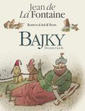 Bajky Jean de La Fontaine - Dvanáct knih s ilustracemi Adolfa Borna - Jean de La Fontaine