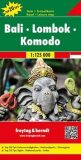 Bali-Lombok-Komodo 1:125 000 - Freytag & Berndt