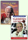 Balíček 2 ks Ján Pavol II. Veľký Stopy svätosti Tajomstvo záchrany Blahorečenie - SALI-FOTO