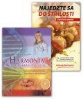 Balíček 2 ks Najedzte sa do štíhlosti + Harmónia zdravia, krásy vitality - Antónia Mačingová