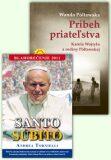 Balíček 2 ks Príbeh priateľstva Santo Subito Blahorečenie 2011 - SALI-FOTO