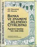 Banka ve znamení zeleného čtyřlístku - Jiří Novotný