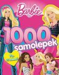 Barbie 1000 samolepek - Mattel
