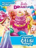 Barbie Dreamtopia Narozeninové přání - Kolektiv autorů