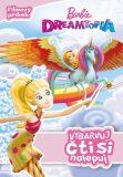 Barbie Dreamtopia Vybarvuj, čti si nalepuj - autorů