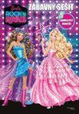 Barbie - Rock´n Royals - Zábavný sešit - Samolepky uvnitř! - Mattel