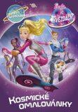 Barbie ve hvězdách Kosmické omalovánky - Mattel