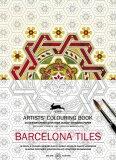 Barcelona Tiles (Artists' Colouring Book) - van Roojen
