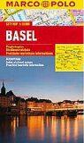 Basilej - lamino MD 1:15 000 - Marco Polo