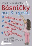 Básničky pro Brigitku - Václav Budinský