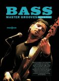 Bass Master Grooves - Škola hry na kytaru + CD - Štec Martin