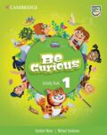 Be Curious 1 Activity Book - Caroline Nixon