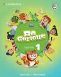 Be Curious 1 Pupil´s Book - Caroline Nixon