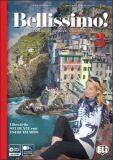 BELLISSIMO! 3 - učebnice + CD - Barbara D'Annunzio, ...