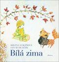 Bílá zima - Milena Lukešová