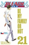 Bleach 21: Be My Family Or Not - Tite Kubo