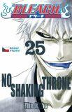 Bleach 25: No Shaking Throne - Tite Kubo