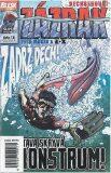 Blesk komiks 18 - Dechberoucí zázrak - Vltava skrývá monstrum 05/2017 - Petr Kopl, Petr Macek