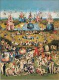 Bosch Hieronymus: Zahrada pozemských rozkoší - Puzzle/1000 dílků - Ricordi