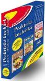 Box 3 ks Praktická kuchárka - Zdeňka Horecká, ...
