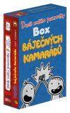 Deník malého poseroutky - Box báječných kamarádů - dárkový box (komplet) - Jeff Kinney