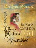 Božská komédia Raj - Dante Alighieri