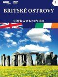 Britské ostrovy - 5 DVD - neuveden