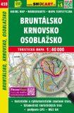 Bruntálsko, Krnovsko, Osoblažsko 1:40 000 - SHOCART