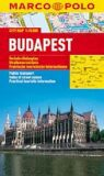 Budapest - City Map 1:15000 - Marco Polo