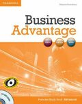 Business Advantage Advanced Personal Study Book with Audio CD - Michael Handford, ...