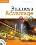 Business Advantage Advanced Students Book with DVD - Michael Handford, ...