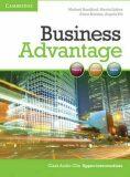 Business Advantage Upper-intermediate Audio CDs (2) - Michael Handford