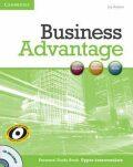 Business Advantage Upper-intermediate Personal Study Book with Audio CD - Michael Handford