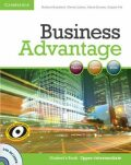 Business Advantage Upper-intermediate Students Book with DVD - Michael Handford