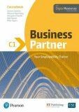 Business Partner C1 Coursebook and Basic MyEnglishLab Pack - Iwona Dubicka