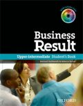Business Result DVD Edition Upper Intermediate Student´s Book + DVD-ROM Pack - Michael Duckworth, R. Turner