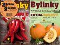Bylinkový rok - komplet 2x Bylinky Revue a 9x Speciál Bylinky - Bylinky revue