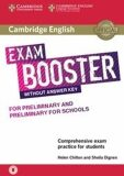 Cambridge English Exam Booster for Preliminary and Preliminary for Schools without Answer Key with Audio - Helen Chilton, Sheila Dignen